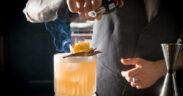 Un cocktail di CasaGoffi.