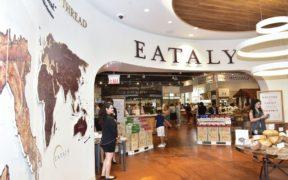 interno di Eataly Londra