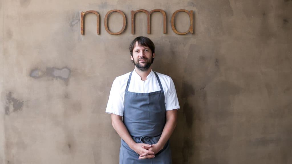 René Redezpi, chef del Noma