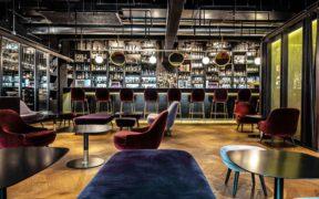interno del cocktail bar di Edit Torino