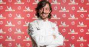 lo chef stellato Marco Miglioli