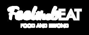 logo bianco di Feelthebeat Srl