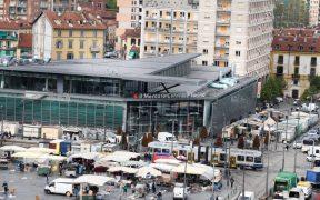 Riapertura Mercato Centrale di Torino